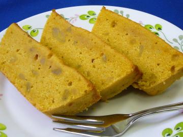 有機野菜deにんじんケーキ